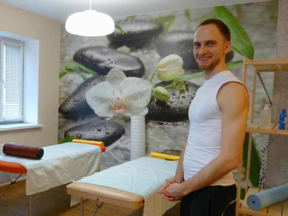 <Частный массаж в СПб
