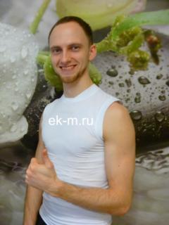 частный массажист в Петербурге Василий Вэбер